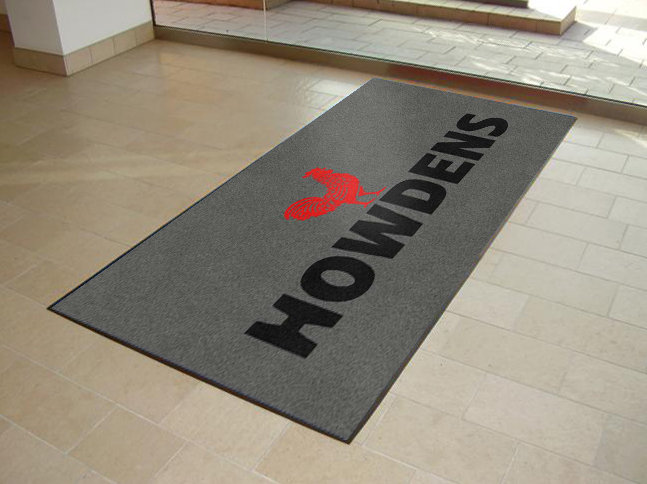 Logo Entrance Mat for Howdens