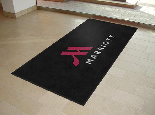 Marriott Hotel Entrance Mats