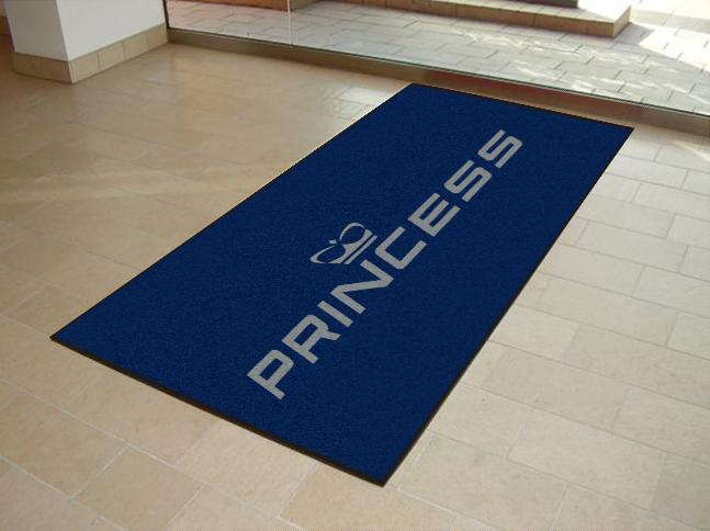 Princess Printed Floor Mats