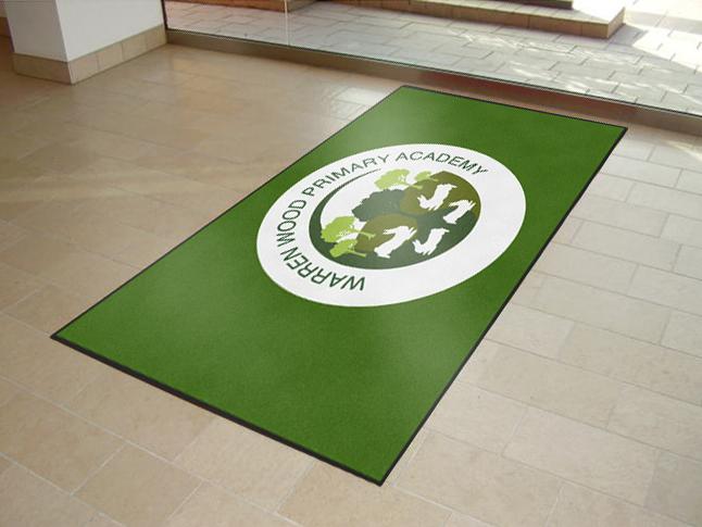 Entrance Mats for Schools - Warren Wood