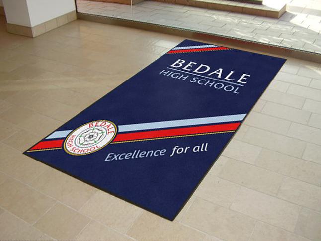 Bedale School Floor Mats