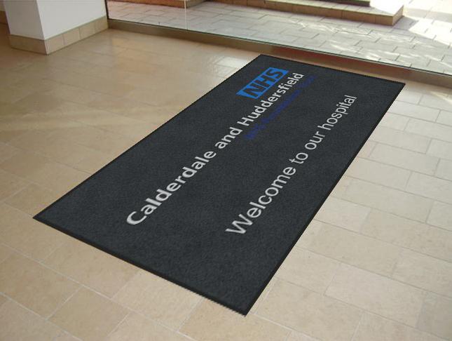 Entrance Hospital Mats for NHS Trust