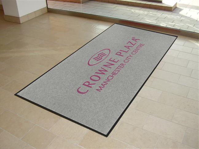 Crowne Plaza Printed Logo Mats