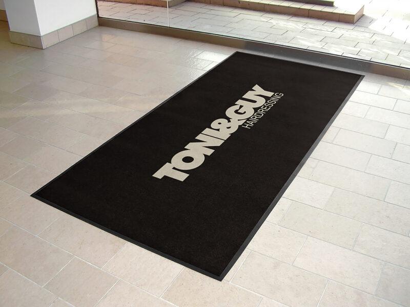 Toni & Guy Indoor Logo Mat