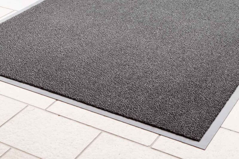 Budget Entrance Mat Black