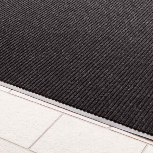 Budget Ribbed Entrance Mat
