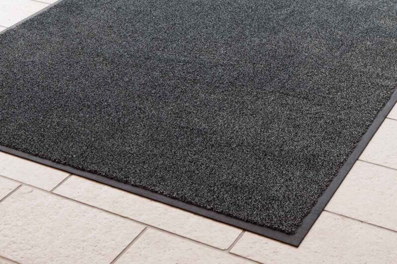 Heavy Duty Entrance Mats Grey Mix