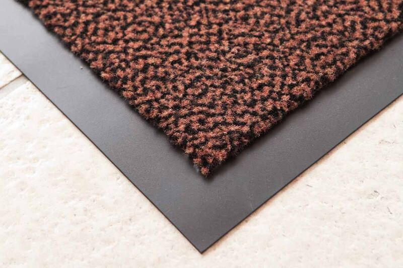 Budget Entrance Mats Brown