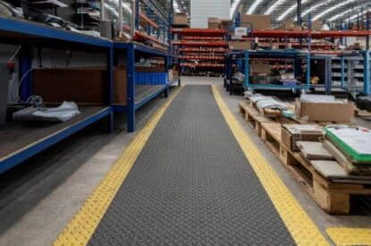 Slip Resistant Anti Fatigue Mats