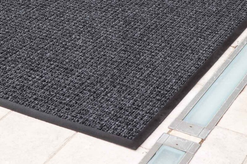 Absorbent Water Trapper Mats Grey