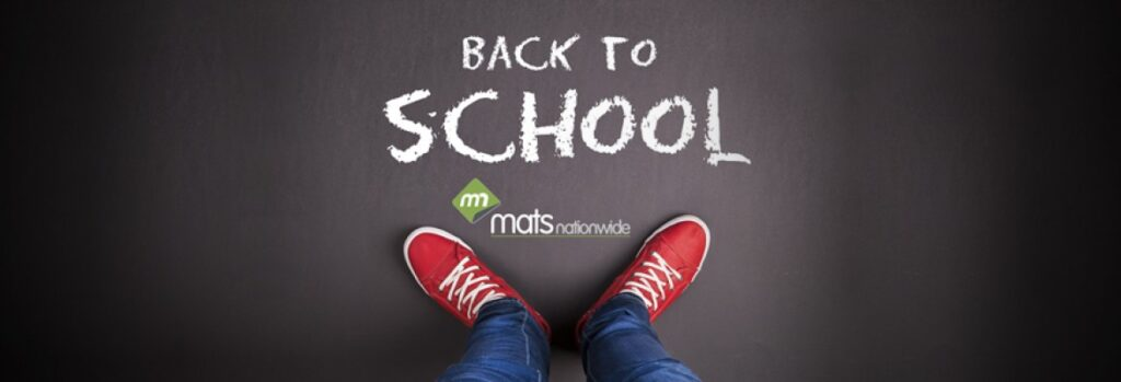 Back To School – Mats for the Classroom