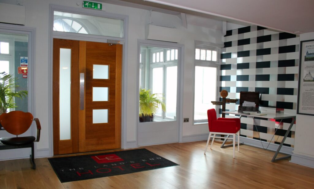 Add Colour And Protect Floors With Hotel Entrance Mats