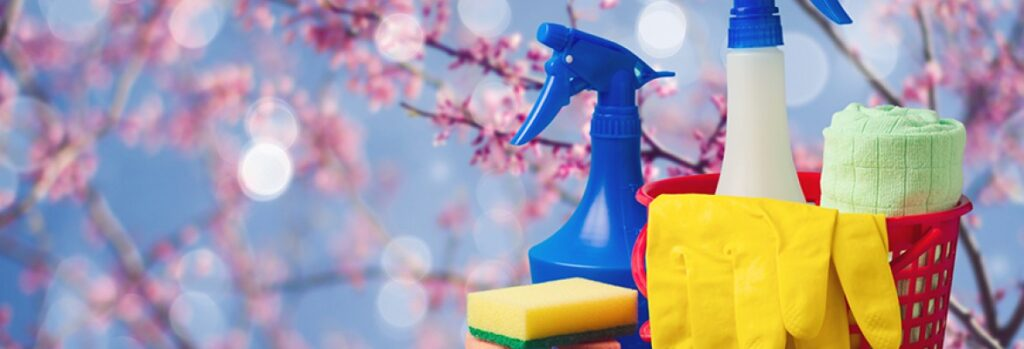 Spring Clean Your Offices For A Happy Healthy Workplace