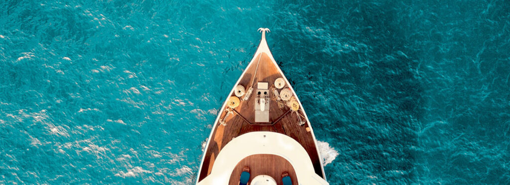 Customised Yacht & Boat Mats