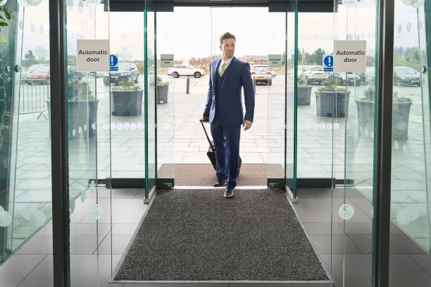 Commercial Absorbent Entrance Mats