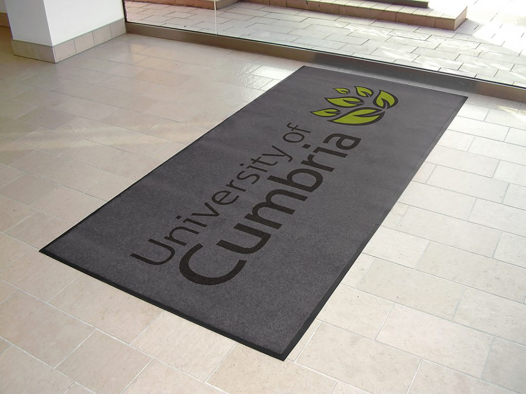School Mats for University of Cumbria