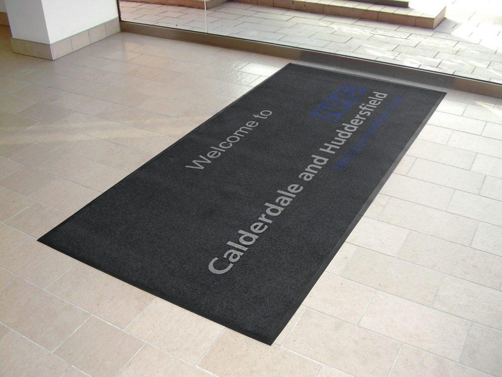 NHS Entrance Mat